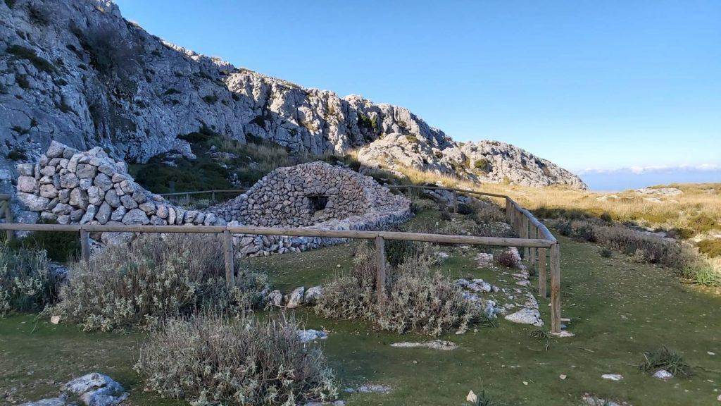 Puig de Massanella desde Lluc