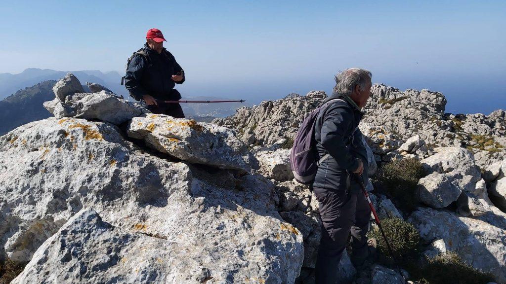 Ruta Montaña de Moncaire
