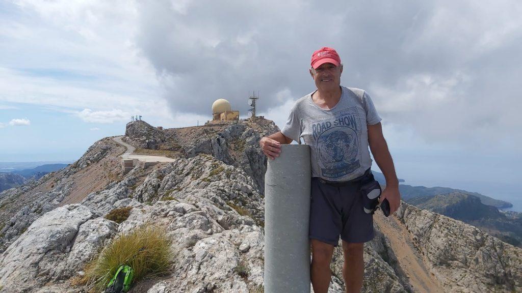 Espolón NE del Puig Major de la ruta Puig Major por Coma Fosca