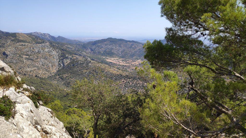 Puig de Sa Font Seca en la Ruta Puig de Sa Font Seca