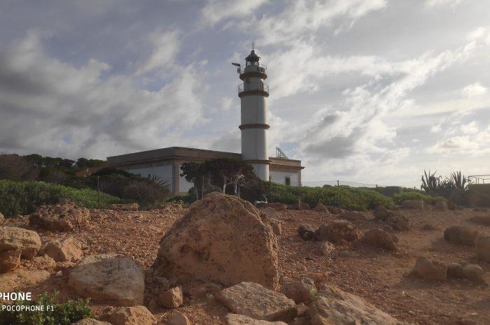 FARO DE SES SALINES – CALA MARMOLS