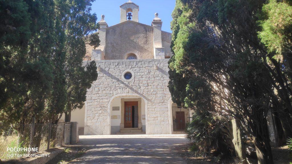 La Ermita de Betlem en la Ruta Talaia Freda-Pas des Porc