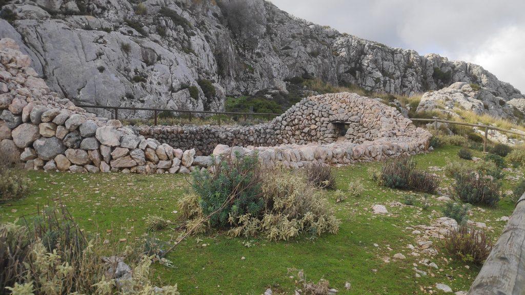 Puig d'en Galileu por Lluc y Comafreda