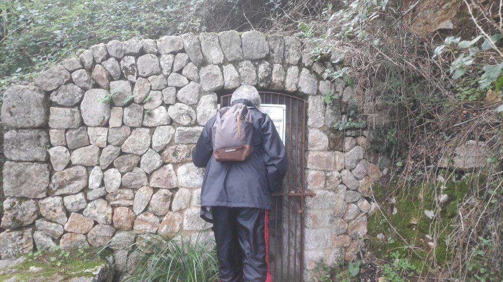 Camí des Correu desde Banyalbufar