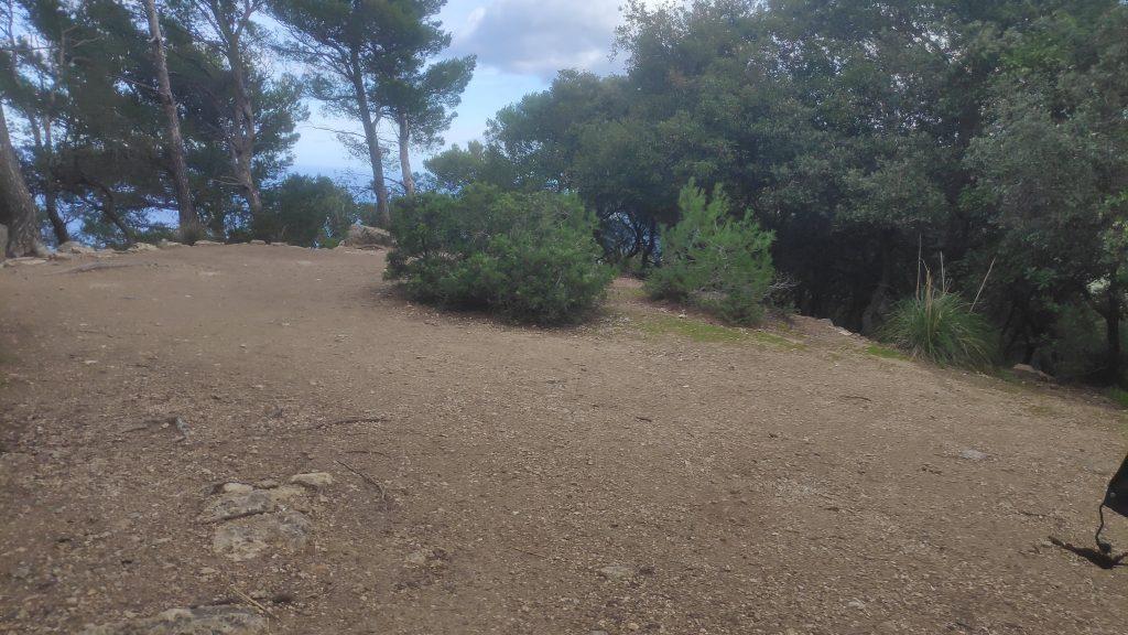 S'Era des Moro en la ruta Camí des Correu desde Banyalbufar