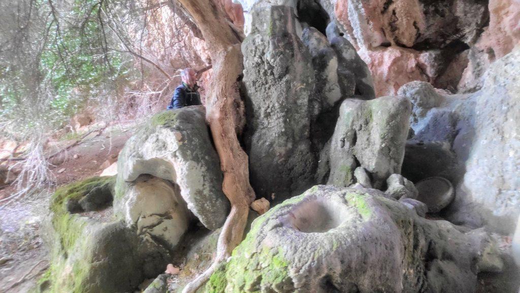 Barranc Biniaraix- Coll del Jou