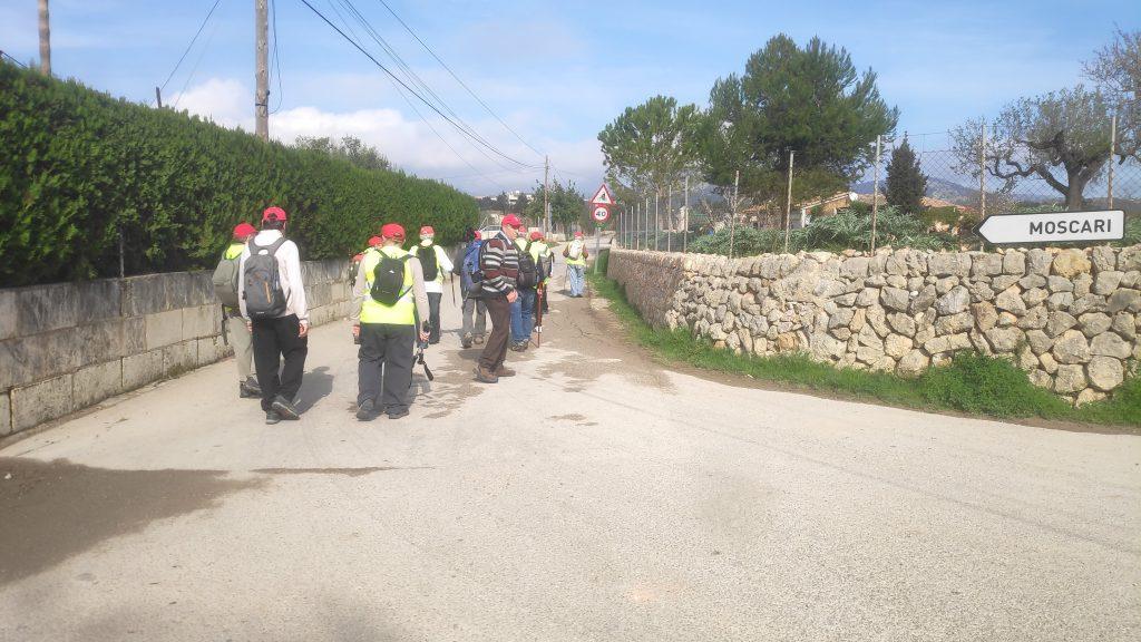 Ruta Selva-Moscari y alrededores