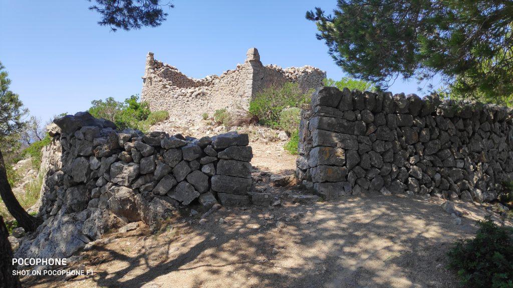 Mirador de Alzamora desde Pinar Parc