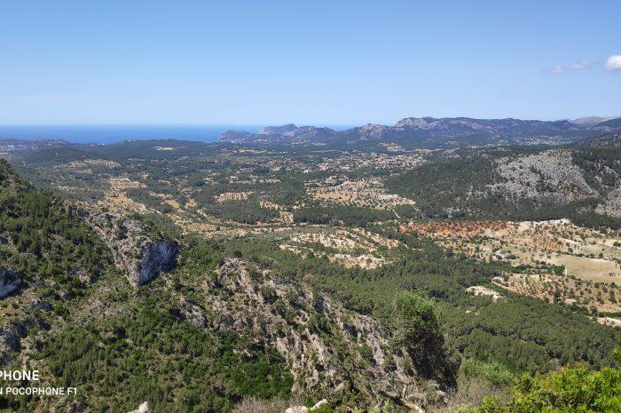 MIRADOR DE ALZAMORA desde Urbanización Pinar Parc