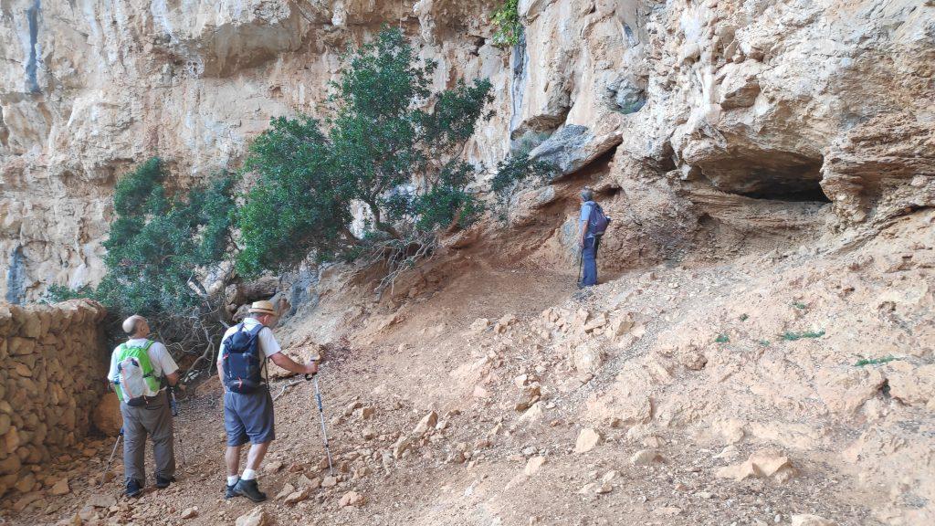 Na Mamelluda  vista en la ruta Puig d' Alfàbia desde Soller