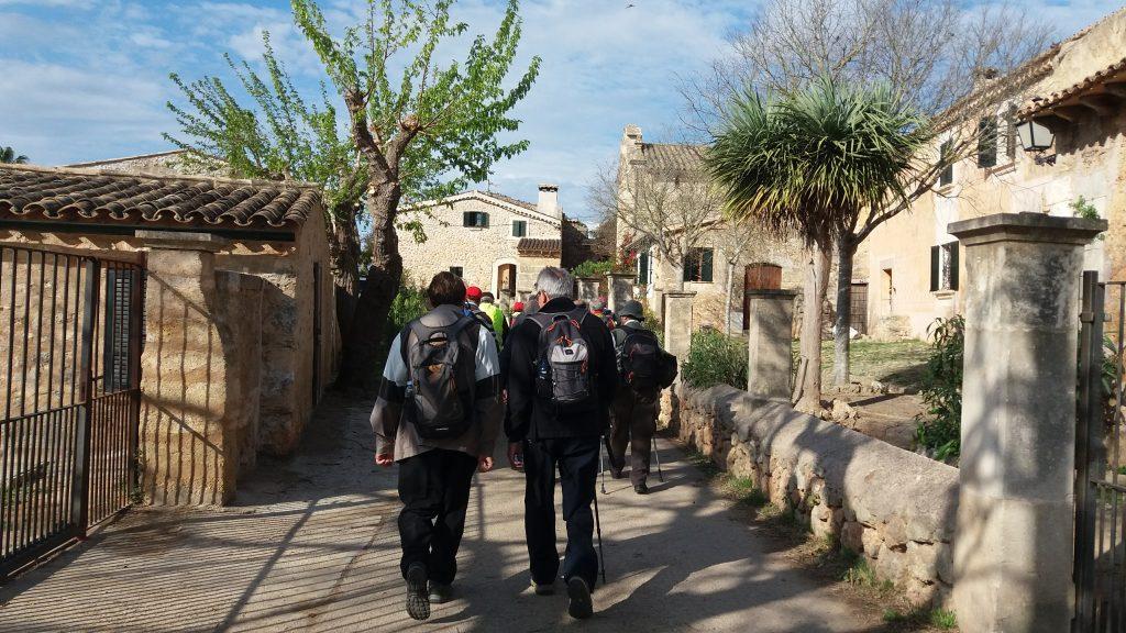 Llogaret de Jornets en la ruta Costitx-Sencelles-Alrededores 2-