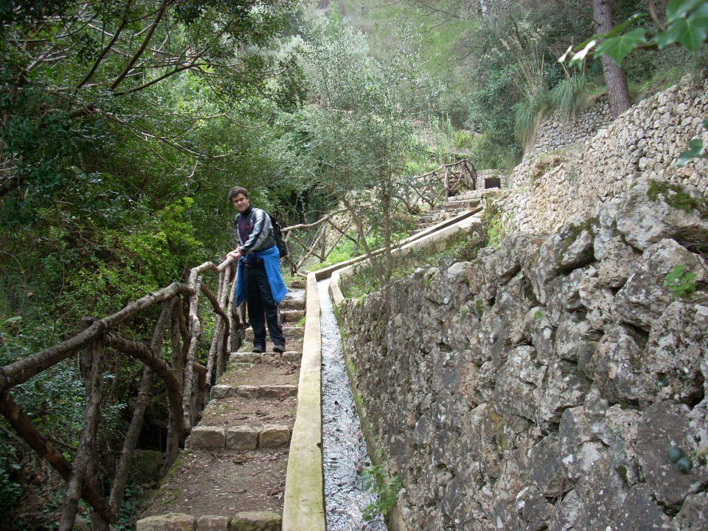 El Camí des Correu-Esporles-Banyalbufar-1