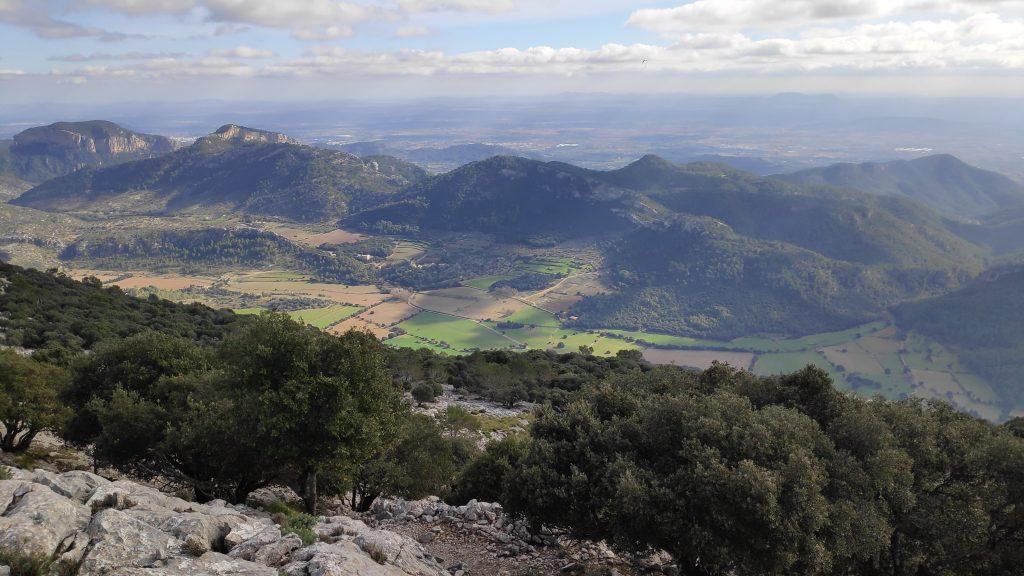 Valle de Orient. Mallorca