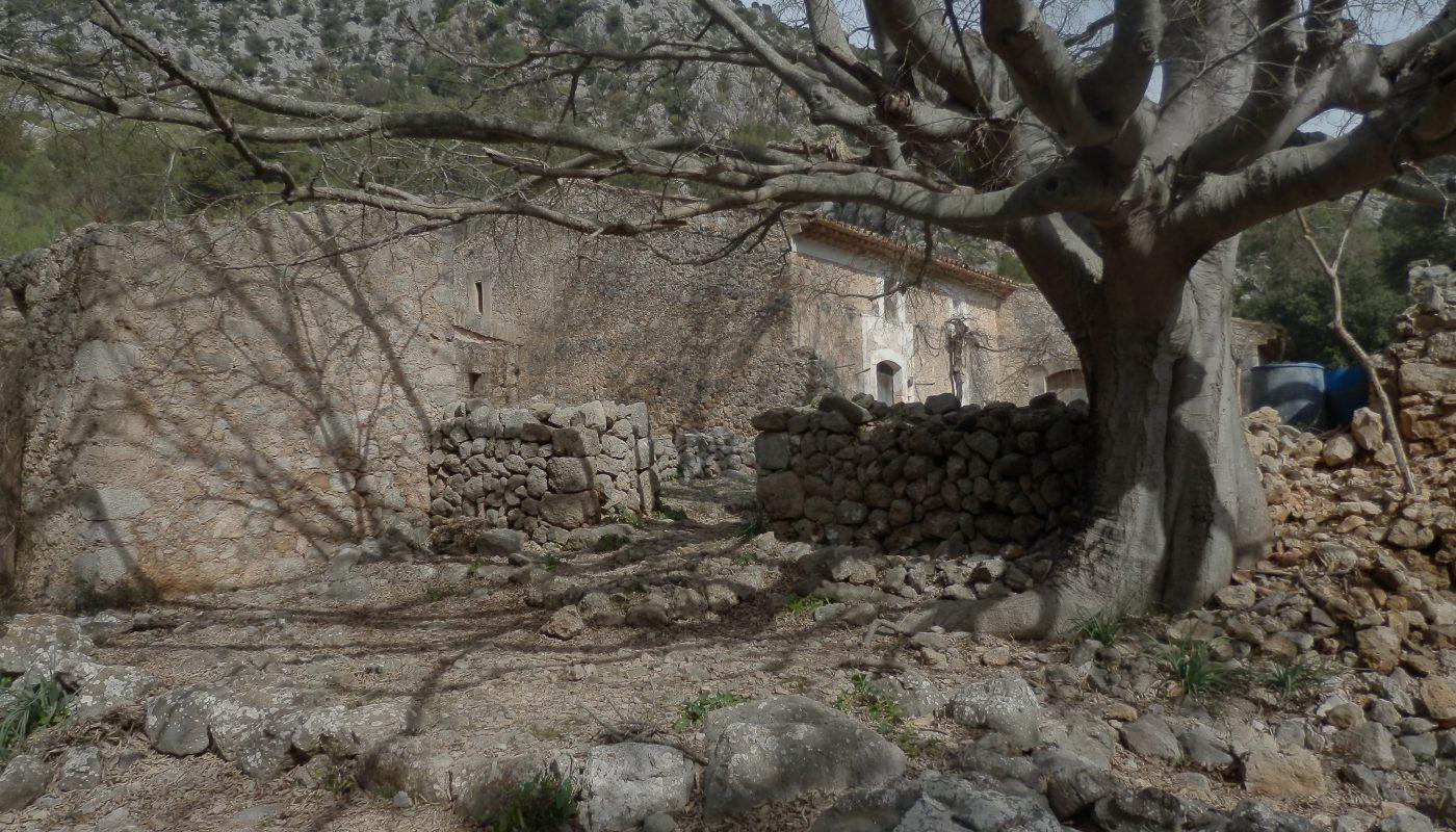 Ses figueroles, antigua posesión de montaña