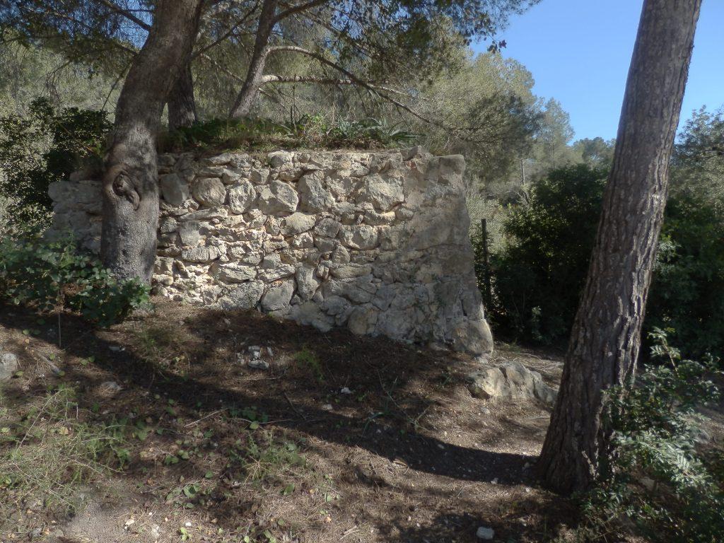 Granero del Diezmo en la Ruta Peguera - Es Capdellá 2
