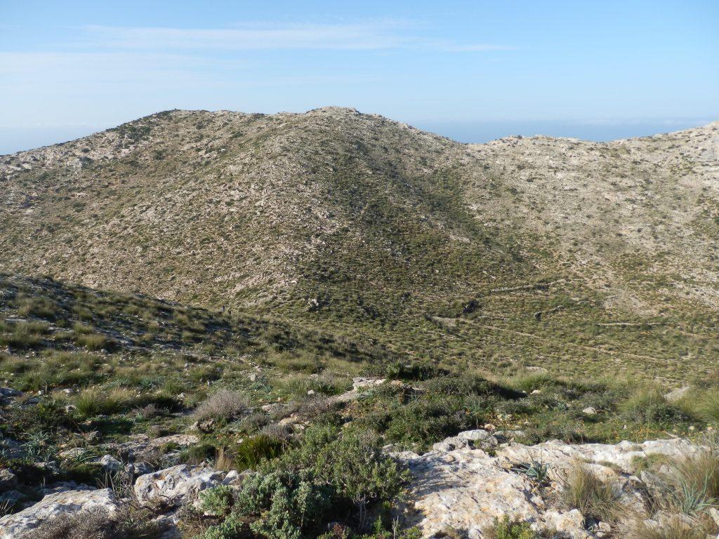 Puig de la Pared del Moro
