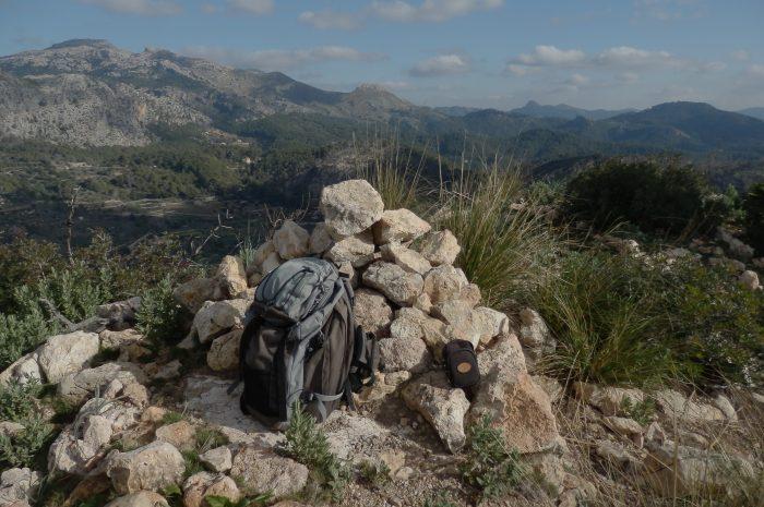 PUIG DE SON NA VIDALA desde s'Arracó y regreso por Andratx