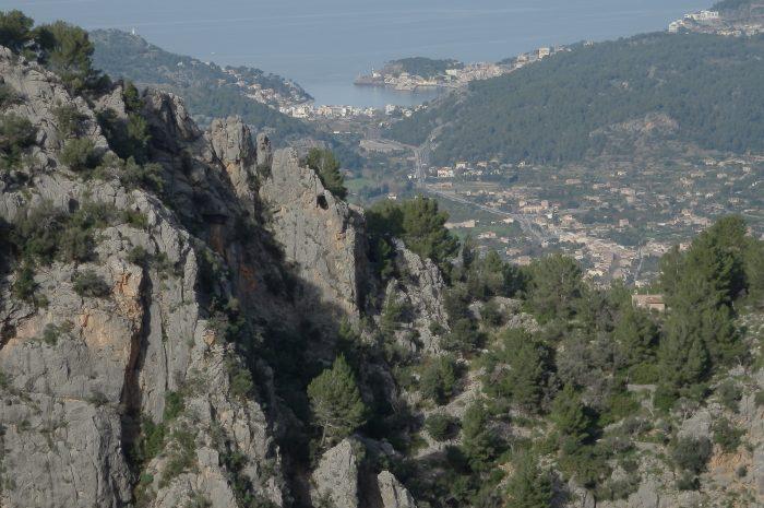 SIERRA DE ALFABIA-Caminos de la Coma y de Alous