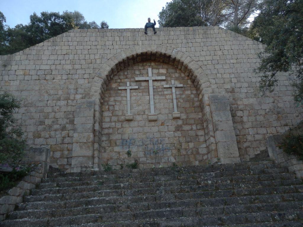 Sierra de Alfàbia- caminos de la Coma y de Alous