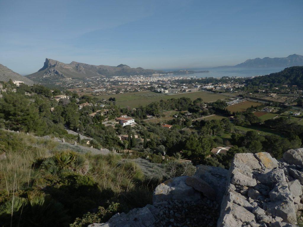 Serra de Sa Punta-Puig del Vilar