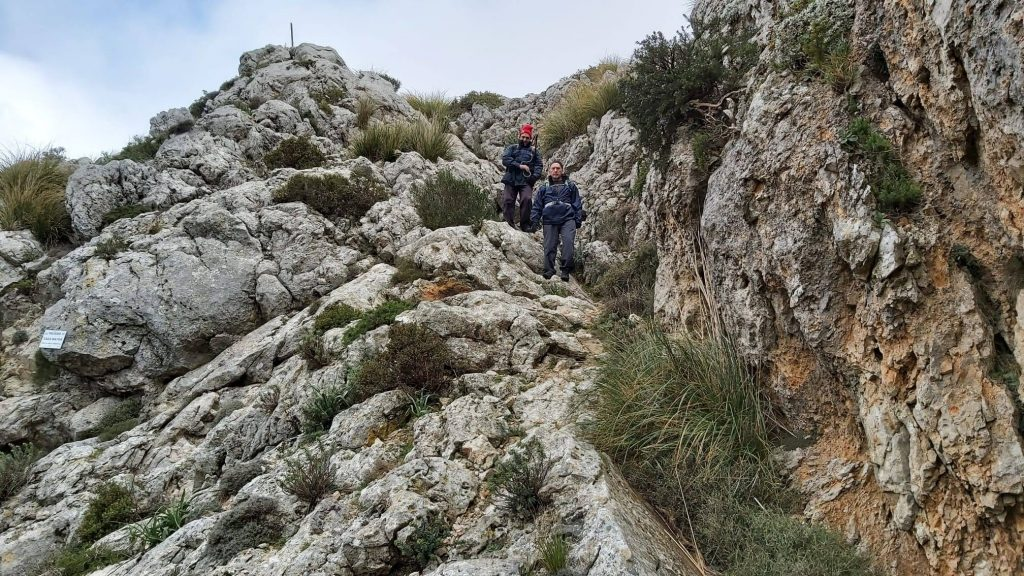 Puig de Ca Miner desde Son Monjo