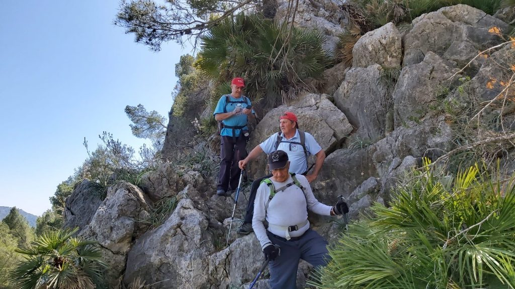 Puig de Son Monjo desde Es Capdellà
