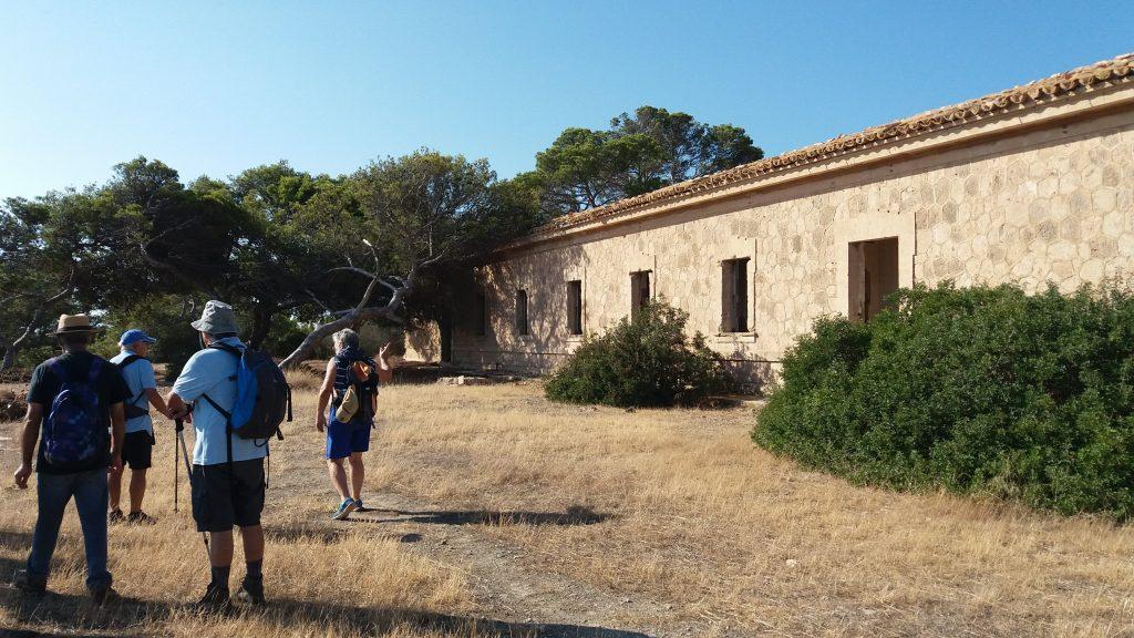 Faro de Cala-Figuera desde Portals Vells