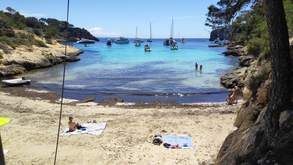 Portals Vells-CalaFiguera desde Sol de Mallorca