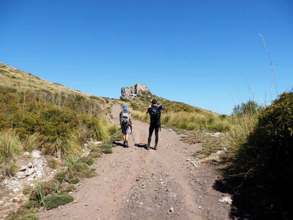 Castell del Rei y Cala Castell