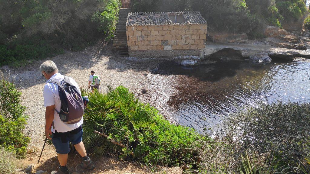 Cova Tancada-Playa del Coll Baix