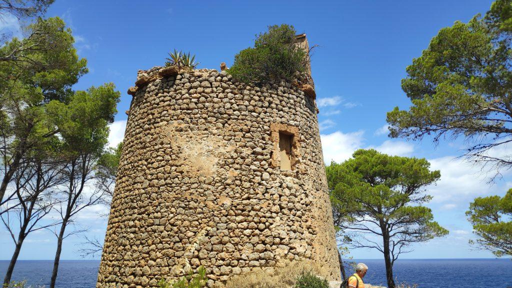 Pas del Gat-Torre de la Pedrissa desde Son Marroig