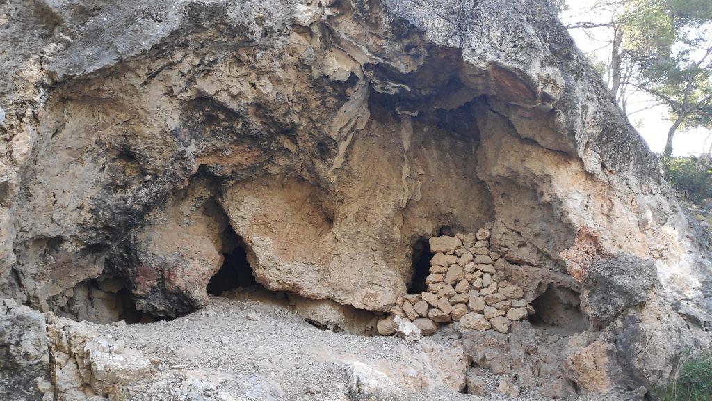 Serra de les Pasteretes desde Portals Nous