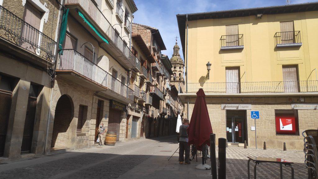 Camino de Santiago-Etapa 4: Pamplona-PuentelaReina