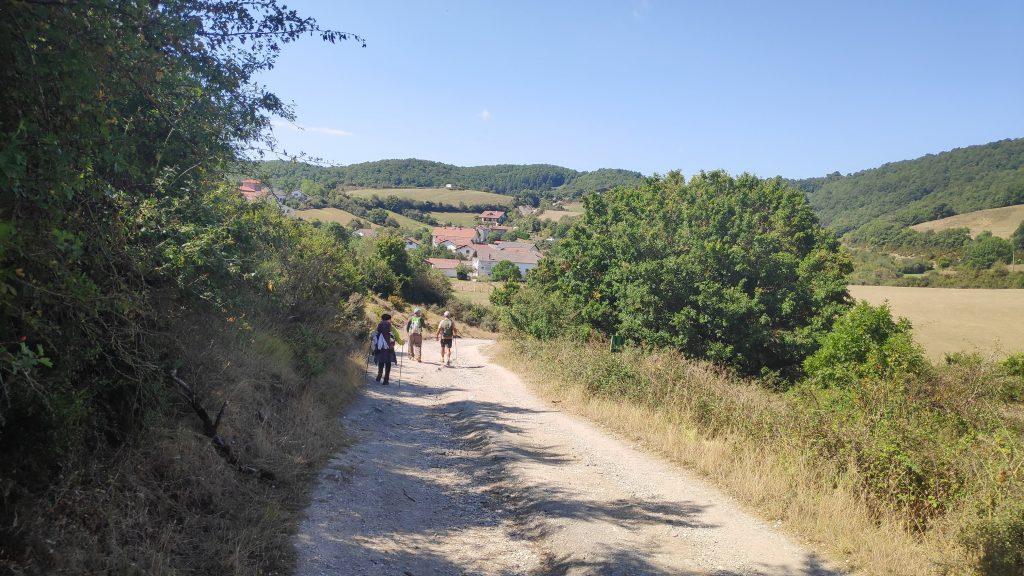 Camino de Santiago-Etapa 2: Roncesvalles-Zubiri