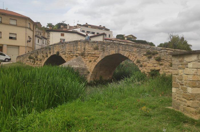 CAMINO DE SANTIAGO-Etapa 5: Puente la Reina-Estella