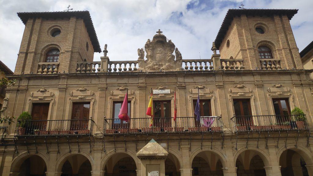 Etapa 7:Los Arcos-Logroño
