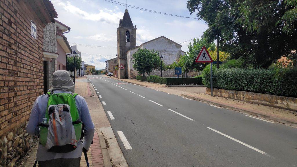 Etapa 9: Nájera-Santo Domingo